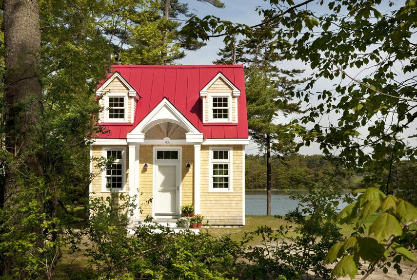 57 Gambar Rumah Sederhana Tapi Unik HD Terbaik