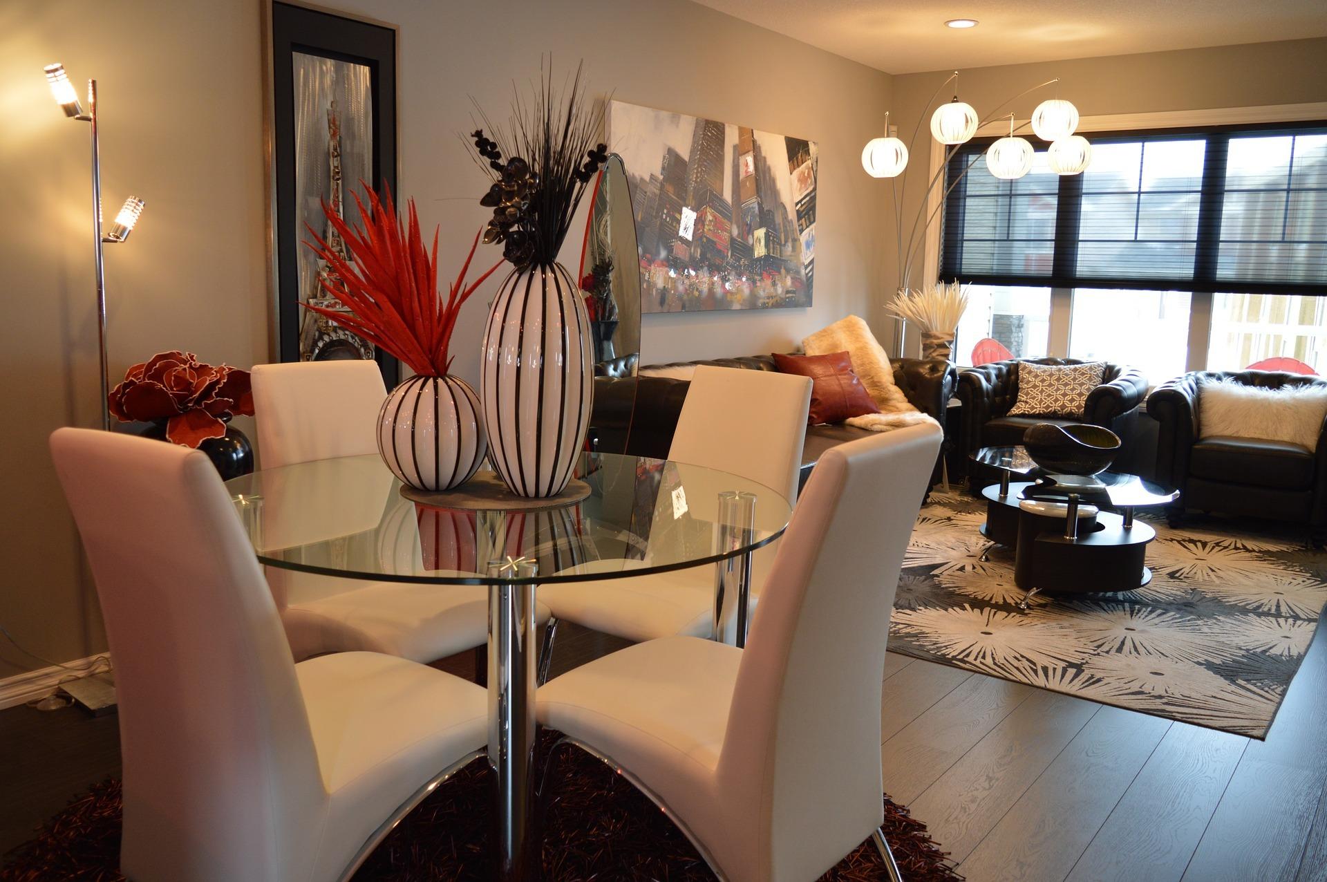 Tips Menyiasati Ruang Makan Mungil Rumah Dan Gaya Hidup Rumahcom