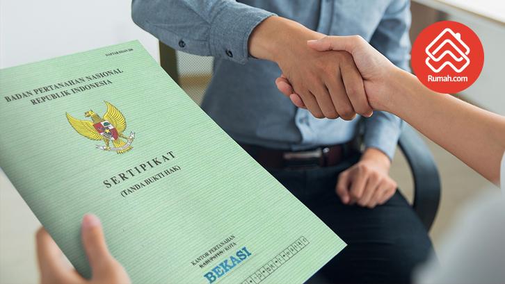 Prosedur Dan Biaya Balik Nama Sertifikat Rumah Investasi