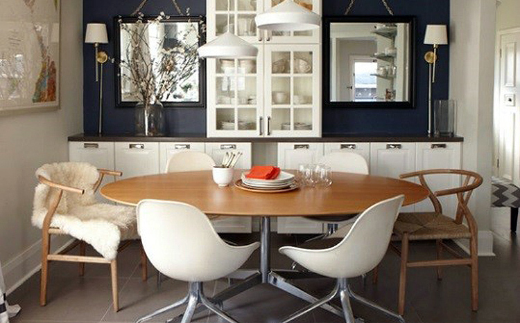tips menyiasati ruang makan mungil rumah dan gaya hidup