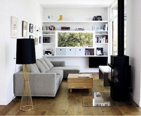Trik Merancang Ruang Keluarga Di Rumah Minimalis Rumah Dan Gaya