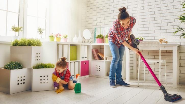Hasil gambar untuk rumah bersih