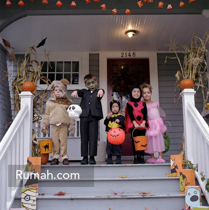 Halloween Tak Harus Seram Coba Dekorasi Yang Cute Ini