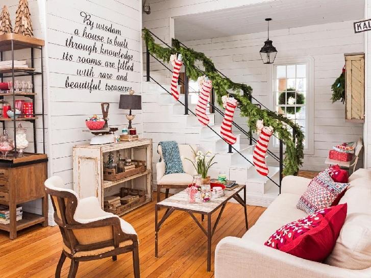Tren Dekorasi Natal 2016 Dan Makna Sucinya Rumah Dan Gaya