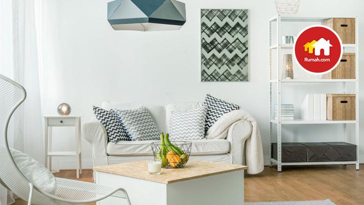 126+ Contoh Desain Ruang Tamu Instagramable Paling Bagus