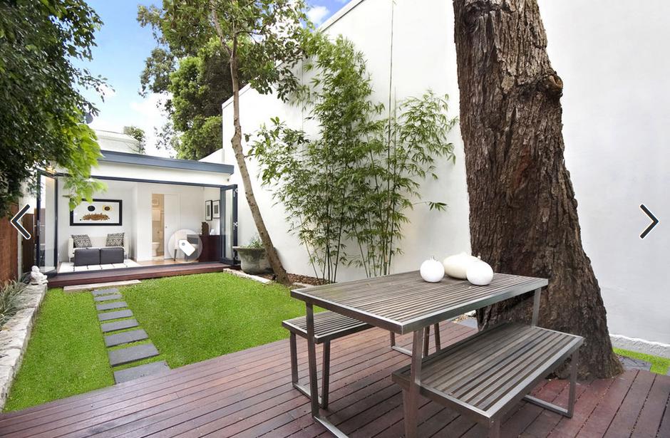 Aneka Ruang Cantik Di Taman Minimalis Rumah Dan Gaya Hidup