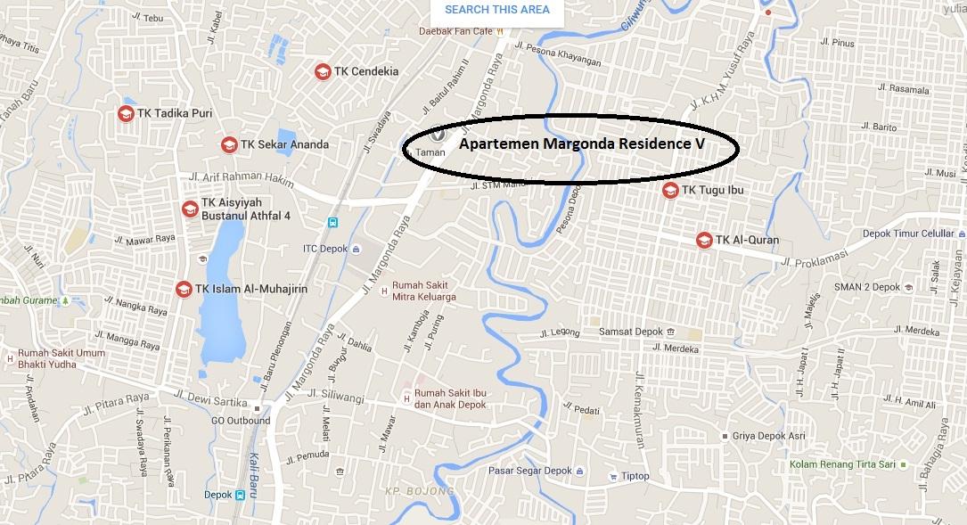 Margonda Residence  Depok