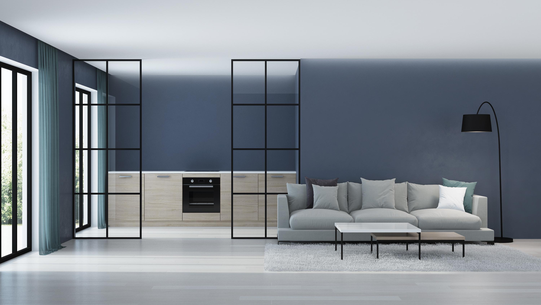 6 Desain Partisi Ruangan Untuk Rumah Minimalis Rumahcom