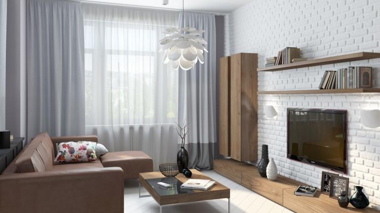 Inspirasi Dinding Bata Putih untuk Hunian Cantik Rumah