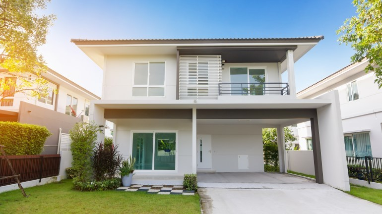 Desain Depan Rumah Minimalis Terbaru Rumah
