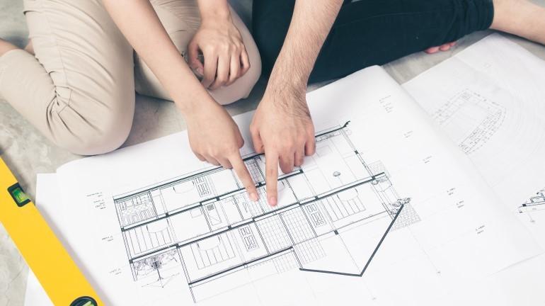 Ini Gambar Denah Rumah Minimalis Impian Anda Rumah