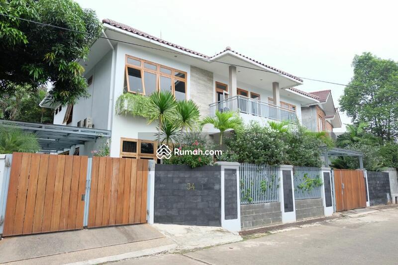 gambar rumah mewah asri desain rumah