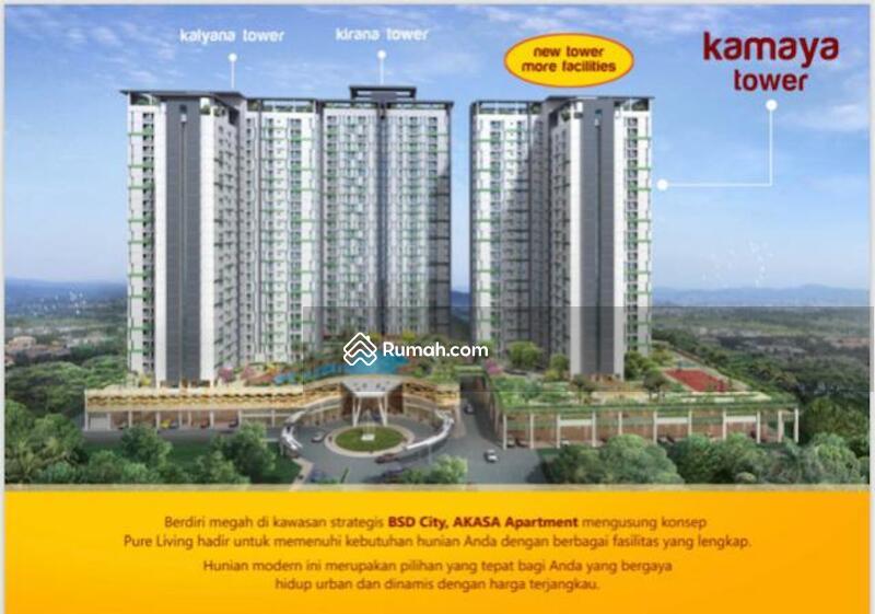 Subsidi DP s/d 5% New Tower Kamaya - Apartemen Akasa - BSD City #101888816