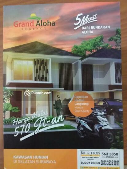 Grand Aloha Wage Taman Sidoarjo Jawa Timur 2 Kamar Tidur 40 M Rumah Dijual Oleh Pak Rudy Rp 550 Jt 12491315
