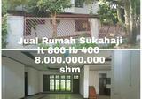 Jual Rumah Sukahaji, Sayap Sutami
