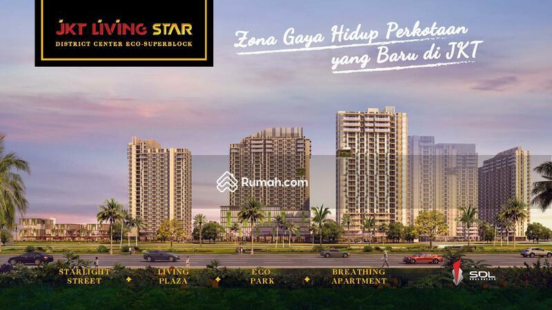 The Jakartra Living Star Apartemen Mewah Di Jakarta Timur Ciracas Jl Lap Tembak DKI Studio 20 M2