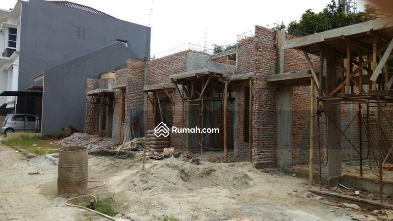 rumah baru dalam cluster luas tanah 107 m2 di jagakarsa