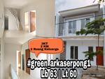 Green Arka Serpong 1 Gunung Sindur