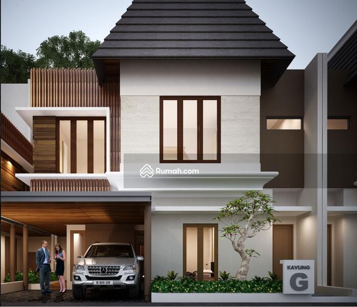 Rumah Elit Mewah Modern Di Jakarta Selatan Jati Padang Pasar Minggu