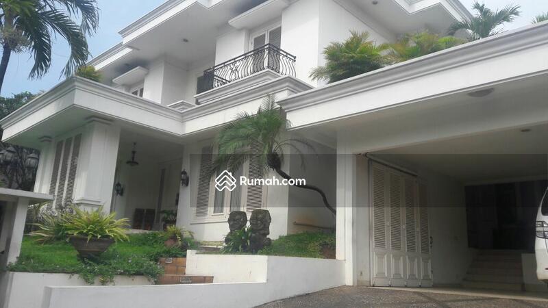 Rumah Super Mewah Harga Murah Lokasi Elite Dipermata Hijau Jakarta