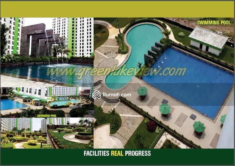 Green Lake View Resort Apartment Ciputat  Apartemen Siap