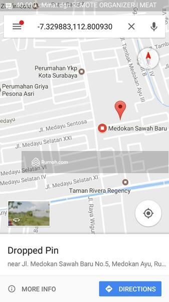 Jl. Medokan Sawah Baru, Medokan Ayu, Rungkut, Kota SBY, Jawa Timur 60295, Indonesia #72739844