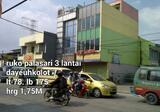 Palasari. Ruko Dijual Mainroad Moh Toha . Bandung