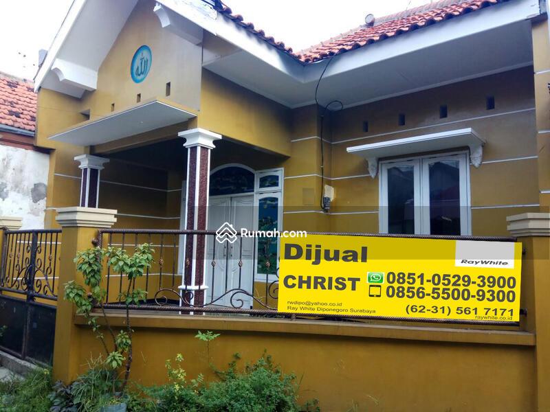 Rumah Tengah Kota Murah Genteng Surabaya Jawa Timur 3 Kamar