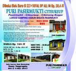 Rumah Subsidi Pasir Mukti Citerep