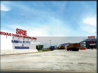 Dijual - Dijual Pergudangan Lingkar Timur Sidoarjo SIRIE Ijin Industri! fbf4842712