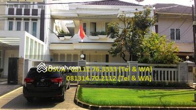 Dijual - Rumah Ancol Pantai Kuta : 2 Lantai, LT 360 m2, LB 500 m2, Bagus