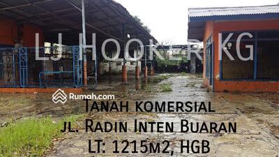 Dijual - Kavling Komersial jl. Radin Inten, Jakarta TImur
