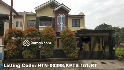 Dijual - Rumah di Alam Raya, Tangerang