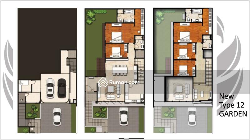 Rumah Mewah 3 1 2 Lantai Lakewood Hk Land Bsd Tangerang Selatan