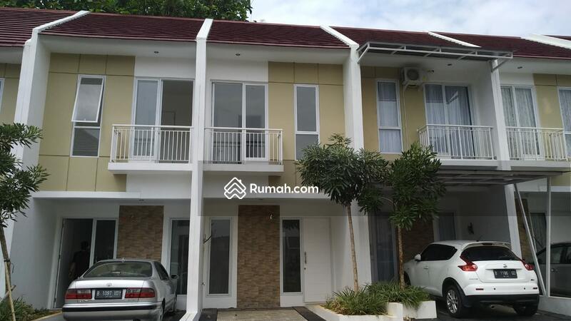 Rumah Mewah 2 Lantai Cluster Minimalis Harga Murah Jalan Kampung
