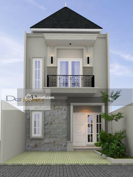 Desain Rumah Minimalis Modern Luas 100 Meter  rumah baru minimalis modern