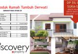 Dijual Rumah Bandung DP Ringan Dekat Tol