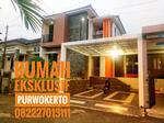 Rumah tingkat di perum elit Baturaden Purwokerto