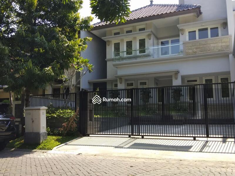 Dijual Rumah Graha Family Surabaya Barat Baru Renovasi Total Bagus