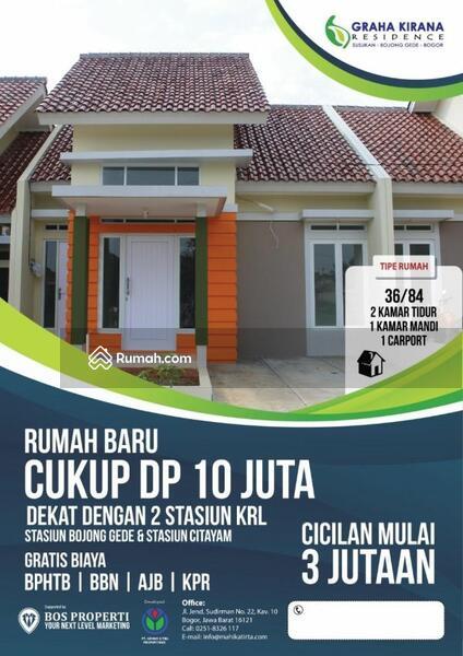 Dijual rumah Graha kirana residence DP Murah AG1154 #88613228