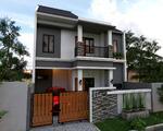 Rumah baru lingkungan elite