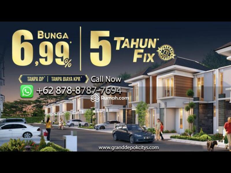Dijual Rumah di Grand Depok City Dengan Hunian Luas MD691 #89328862