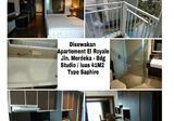 Sewa Apartment El Royale Studio With Bath Tub, Pusat Kota Bandung