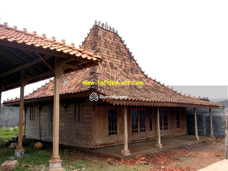 Rumah Tua Joglo Soko 16 Antik Kuno, Tumpangsari Polos, Gebyok Keliling #89726852