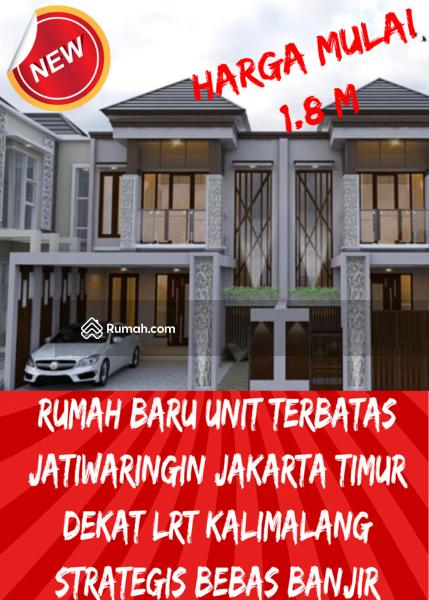 RUMAH BARU DI JATIWARINGIN JAKARTA TIMUR #104612712