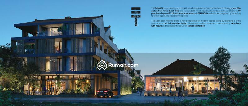 """The Tamora"" Apartement Next Level di Canggu, dekat Finns Club #89975154"