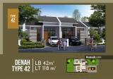 >> DIJUAL Rumah 800 juta-an di jalan utama Kolonel Masturi, bangunan baru, design modern minimalis,