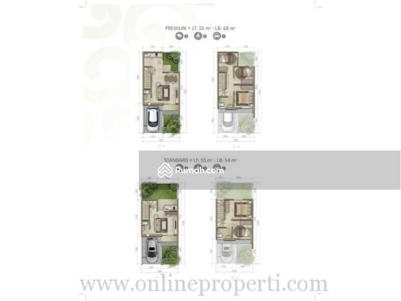 Rumah Terbaik Cluster Olive Residence The Orchard Summarecon Bekasi 1 #90097552