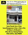 Rumah Setia Budi Pontianak Kalimantan Barat