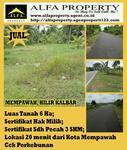 Tanah Mempawah, Pontianak, Kalimantan Barat